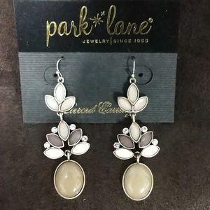 PL earrings